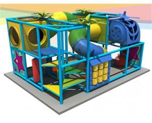 Детский игровой лабиринт  LE02