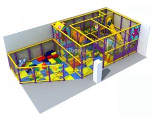 Детский игровой лабиринт  LE04