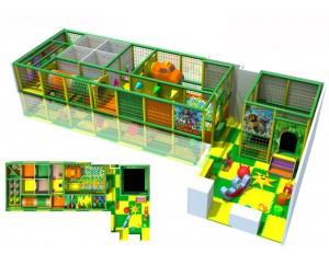 Детский игровой лабиринт  LE05
