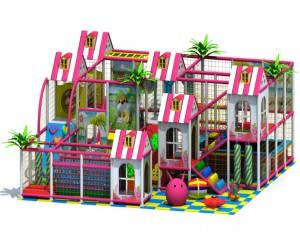 Детский игровой лабиринт  LE06