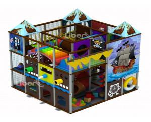 Детский игровой лабиринт  LE08
