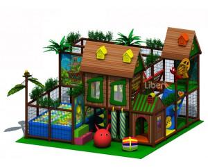 Детский игровой лабиринт  LE10