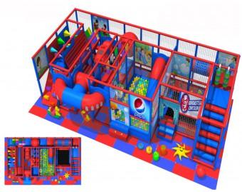 Детский игровой лабиринт  LE11