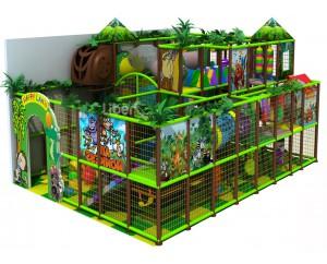 Детский игровой лабиринт  LE12