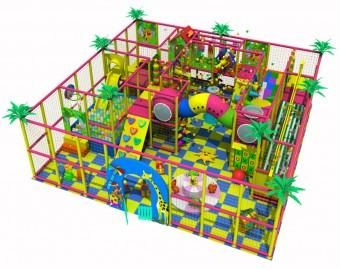 Детский игровой лабиринт  LE13