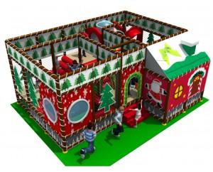 Детский игровой лабиринт  LE14