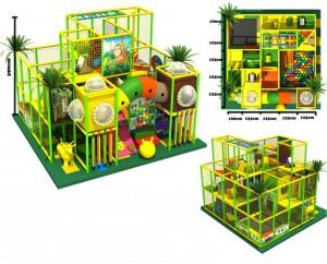 Детский игровой лабиринт  TQ-3