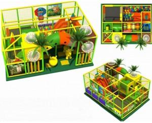 Детский игровой лабиринт  TQ-4