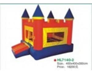 Батут надувной HL7140-2