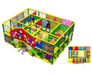 Детский игровой лабиринт  GM-15