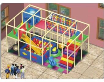 Детский игровой лабиринт  HL7037-2