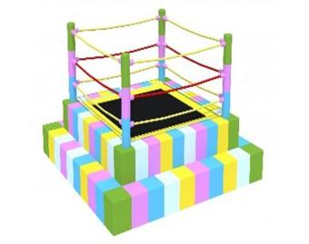 Игровой модуль Батут ринг