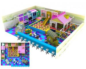 Детский игровой лабиринт  GM-26