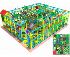 Детский игровой лабиринт  GM-18
