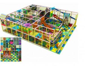 Детский игровой лабиринт  GM-20