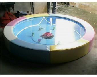 Игровой модуль батут водный