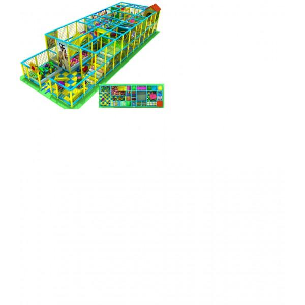 Труба лабиринт для детей