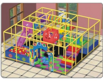 Детский игровой лабиринт  HL7037-4