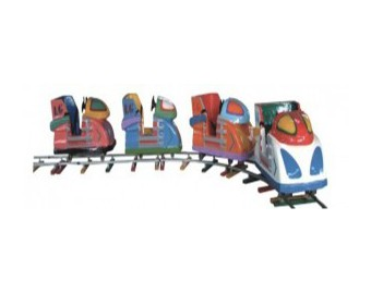 паровозик на рельсах HL7066-1