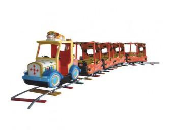паровозик на рельсах HL7071-1