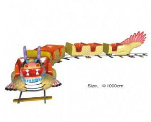 паровозик на рельсах HL7071-2