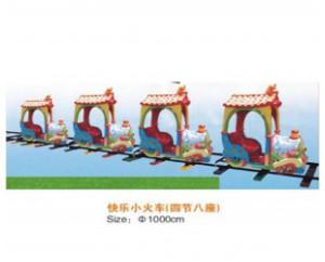 паровозик на рельсах HL7072-2
