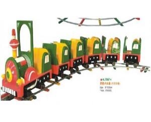 паровозик на рельсах HL7067-4