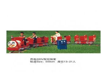 паровозик на рельсах HL7068-3