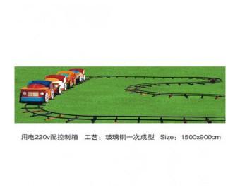 паровозик на рельсах HL7072-3