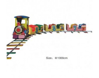 паровозик на рельсах HL7067-1