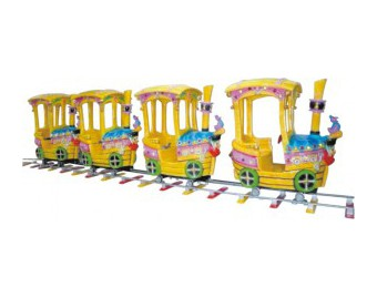 паровозик на рельсах HL1089-2