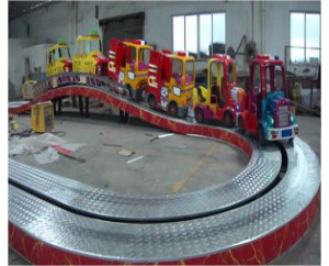 паровозик на рельсах GMKP-T11