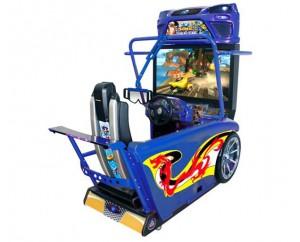 """Симуляторы гонок 42"""" 3D Sonic"""