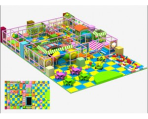 Детский игровой лабиринт  GM060427