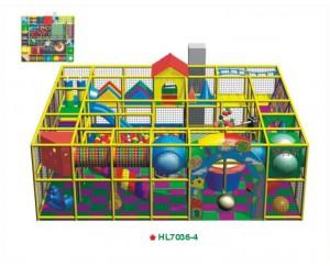 Детский игровой лабиринт  HL7036-4