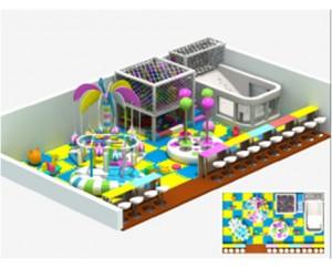 Детский игровой лабиринт  GM070318B
