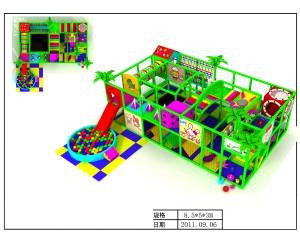Детский игровой лабиринт  GM-12