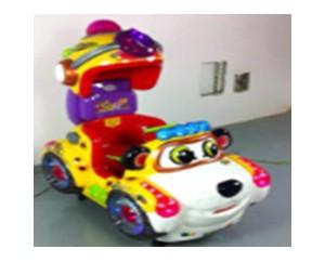 Аттракцион качалка машинка-собачка