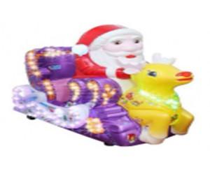 Аттракцион качалка Дед Мороз
