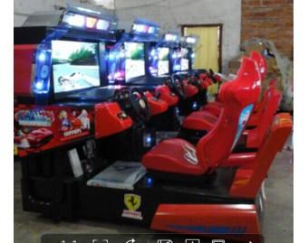 Симуляторы гонок GM3133B