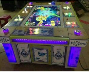 Сенсорный игровой автомат аттракцион