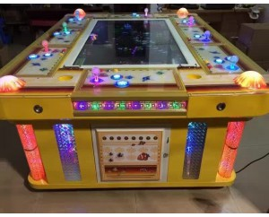 Сенсорный игровой автомат Аквариум