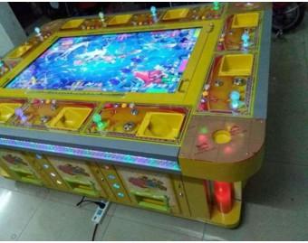 Сенсорный детский автомат