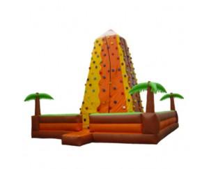 Надувной скалодром Пальма