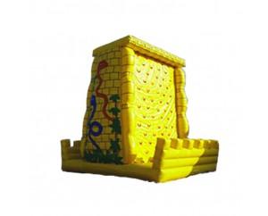 Надувной скалодром Стена1