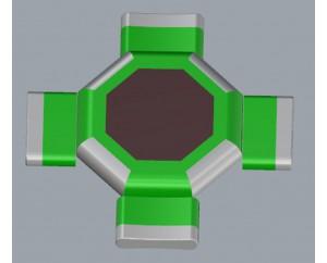 Надувной Модуль Аква WA- 18