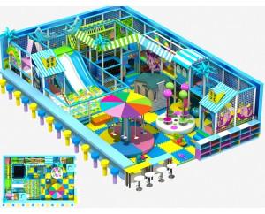 Детская игровая зона-лабиринт  GM070125