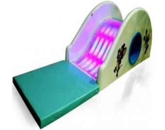 Игровой модуль Горка с имитацией воды
