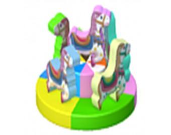 карусель лошадки(низкий)