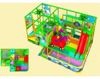 Детский игровой лабиринт  HL1055-3